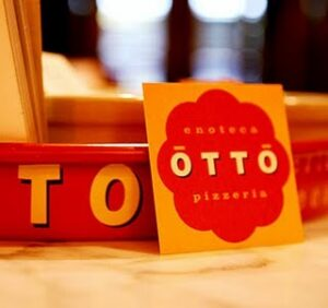Otto Enoteca and Pizzeria
