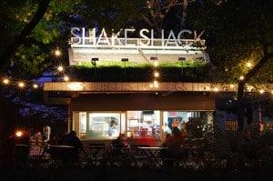 Shake? Shack