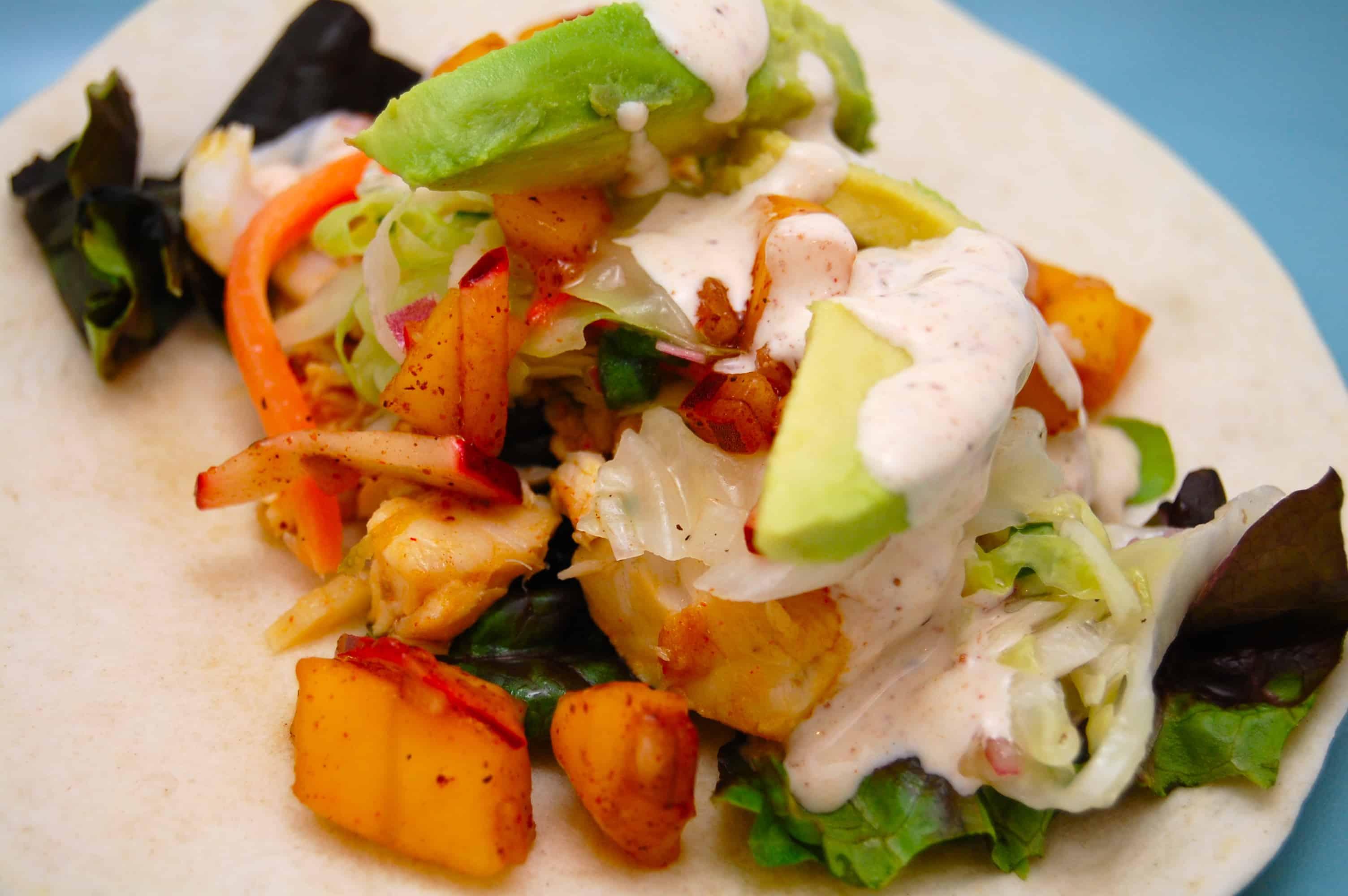 Baja fish tacos for Baja fish taco recipe