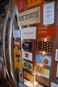 DIY Food Magnets