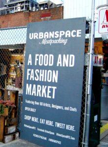UrbanSpace Meatpacking