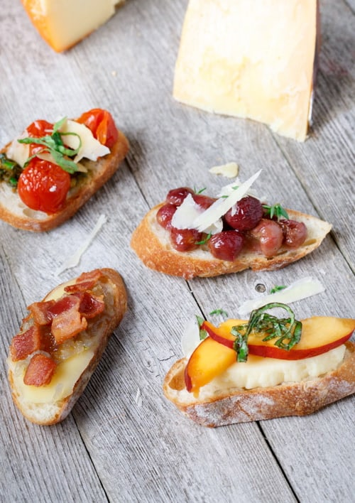Castello Moments – Four Creative Crostini Recipes