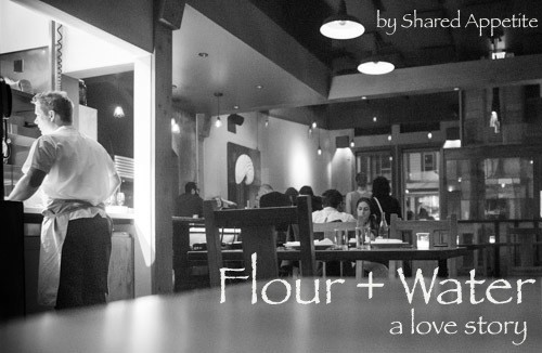 Flour + Water in San Francisco's Mission District