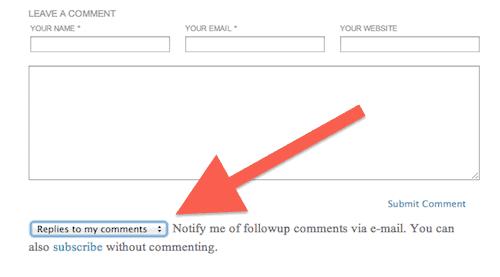 comments plugin