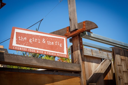 Brunch at The Girl and The Fig