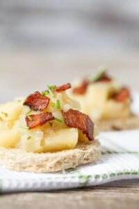 apple and bacon bites