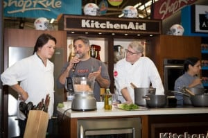Grand Tasting and Culinary Demonstrations at the NYCWFF