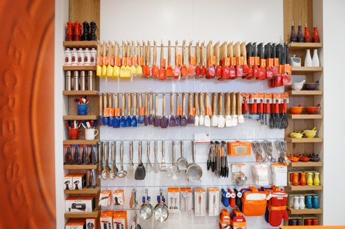 New York's First Le Creuset Signature Store | Shared Appetite