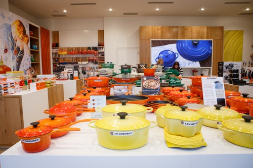 First Look At The Le Creuset New York Signature Store At