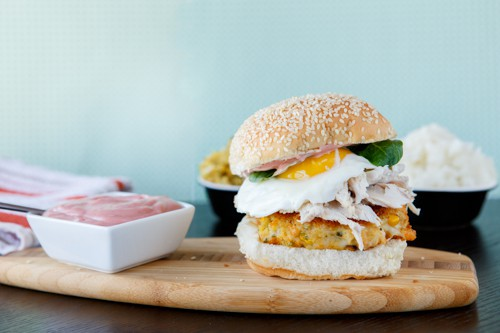 thanksgiving leftovers sandwich recipe