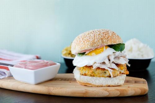 thanksgiving leftovers sandwich recipe