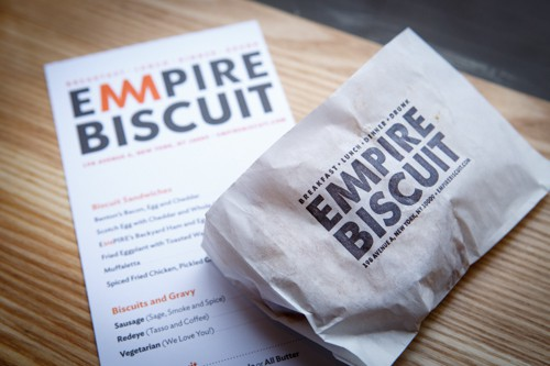 Empire Biscuit
