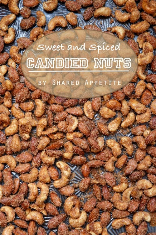 Sweet and Spiced Candied Nuts