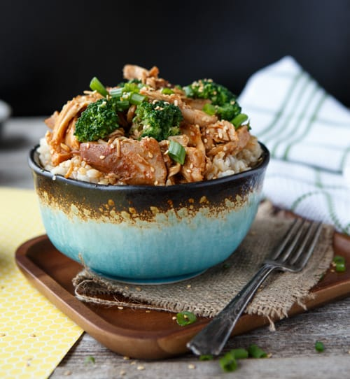 chinese chicken and broccoli recipe slow cooker