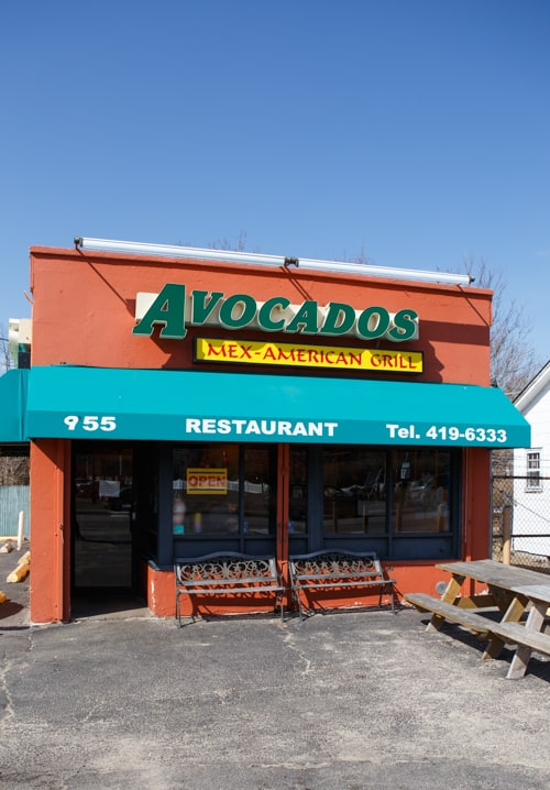 avocados restaurant long island