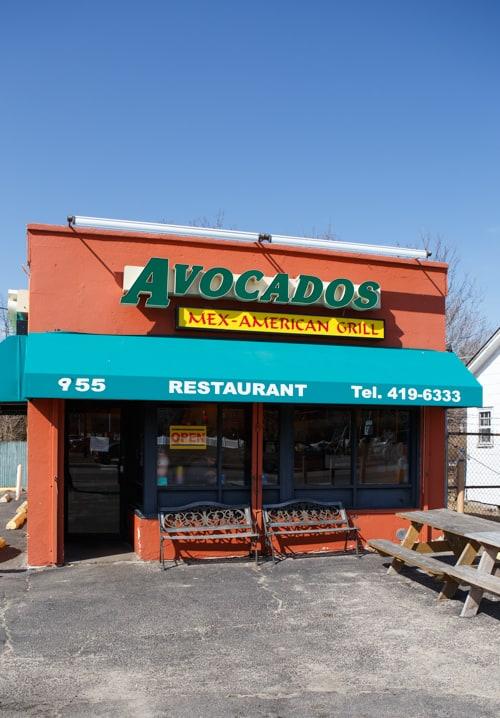 avocados restaurant long island