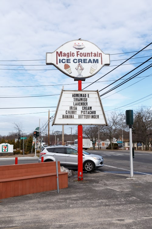 magic fountain ice cream long island ny