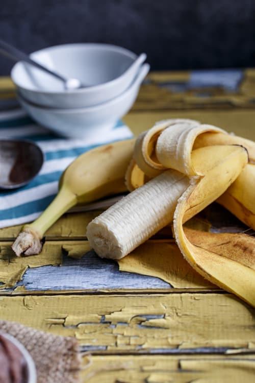 vegan acai banana ice cream paleo friendly and dairy free