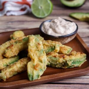 gluten free avocado fries
