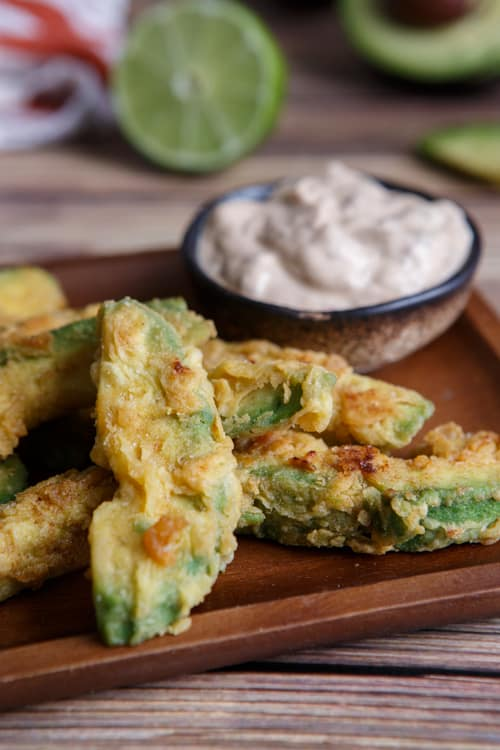gluten free avocado fries