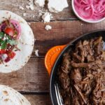 slow cooker sweet and spicy barbacoa (with chipotle and root beer)