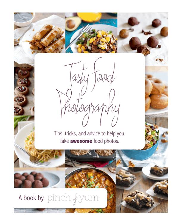 food photography eBook