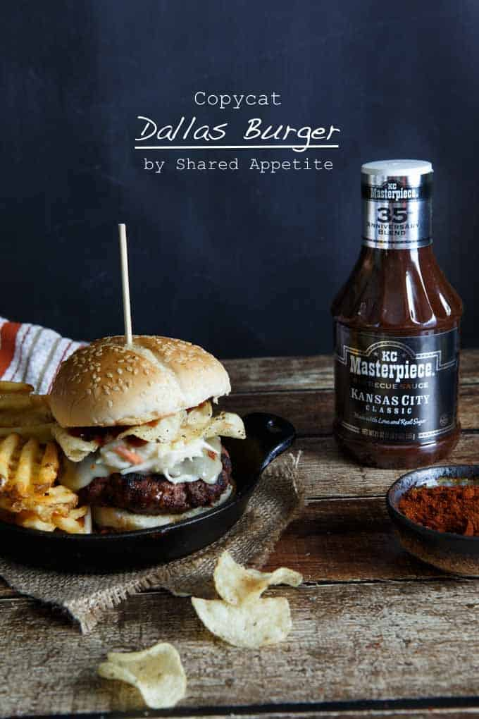 Copycat Dallas Burger