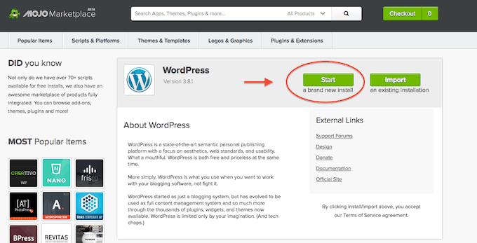 How To Start A Food Blog - WordPress