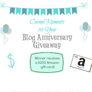 $200 Amazon Giveaway + Wandering Blog Tour