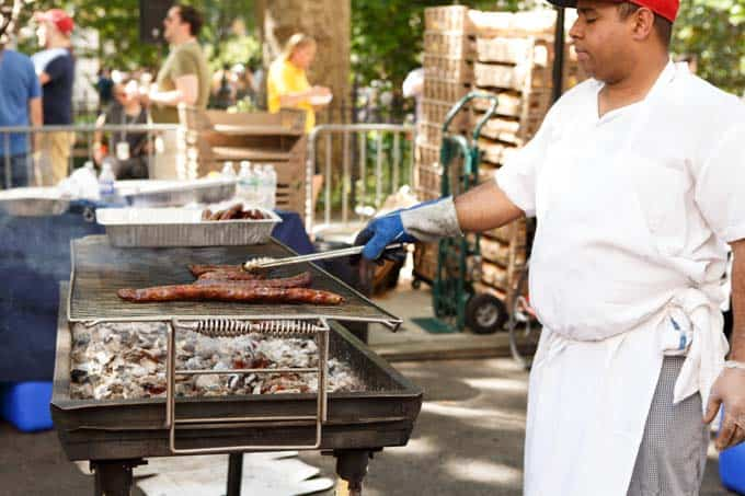 Big Apple Barbecue Block Party, Madison Square Park, NYC