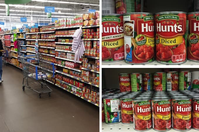 Hunt's Canned Tomatoes