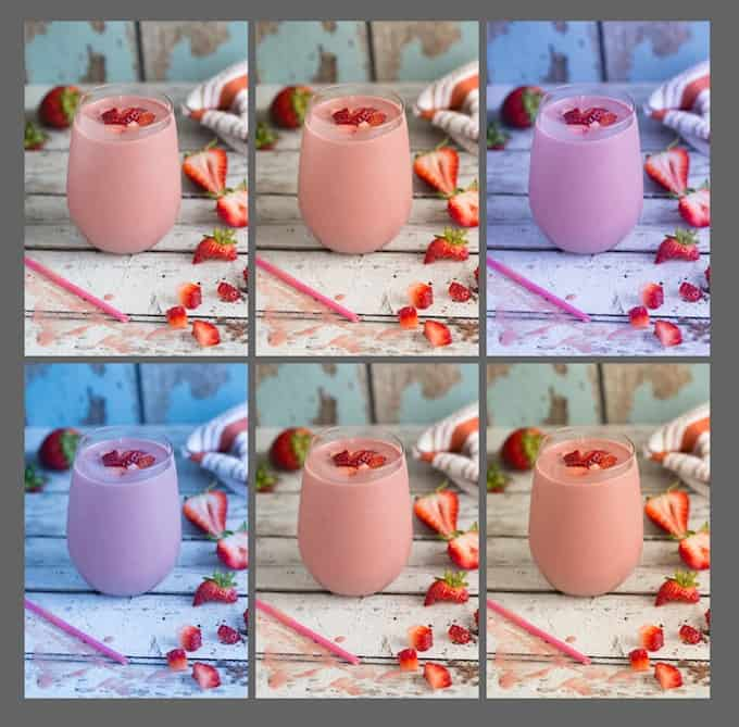 White Balance in Food Photography