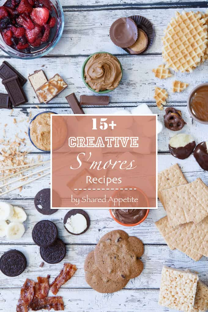 15 Creative Smores Recipes