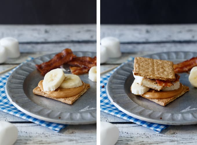 The Elvis S'mores