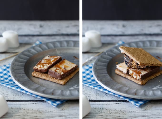 Snickers S'mores