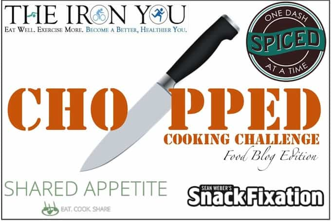 Chopped Challenge: Blogger Edition