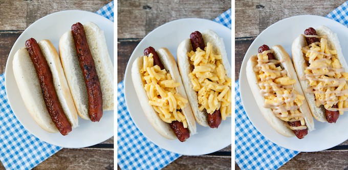 macaroni-and-cheese-topped-hot-dog