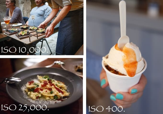 ISO: Intro to Food Photography