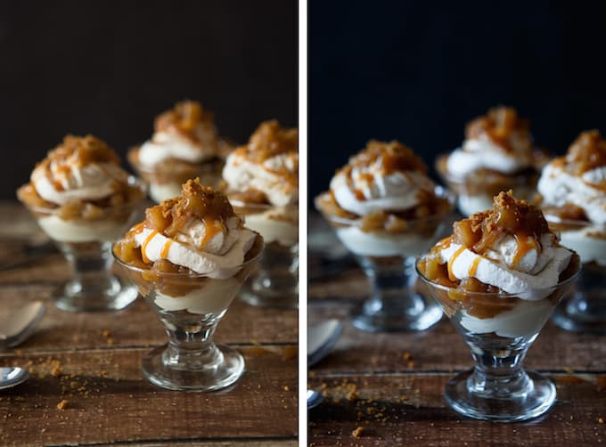 food photography tips lighroom