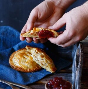 Leftover Thanksgiving Hand Pies