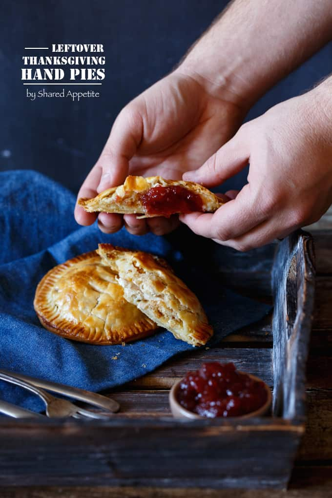 Leftover Thanksgiving Hand Pies | sharedappetite.com