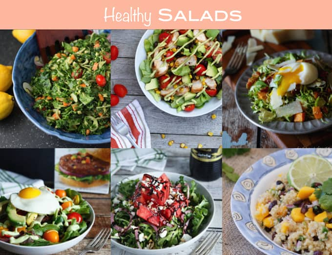 40 Creative Healthy Recipes for 2015   sharedappetite.com