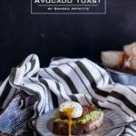Bacon Jam + Egg Avocado Toast | sharedappetite.com
