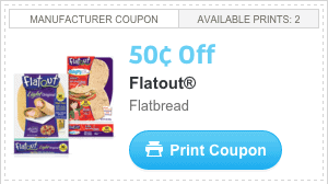 Flatout Bread Coupon