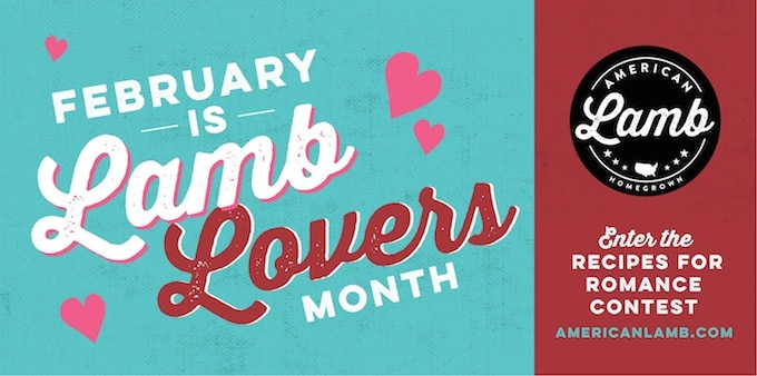 Lamb Lovers Month Ad copy