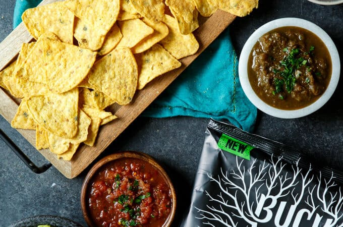 Bold Snacking with Buckwild Chips | sharedappetite.com
