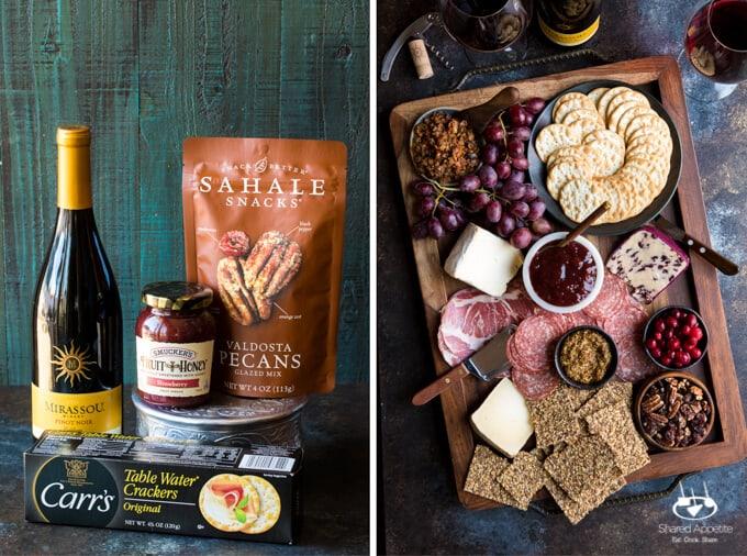 Winter Holiday Charcuterie Board   sharedappetite.com