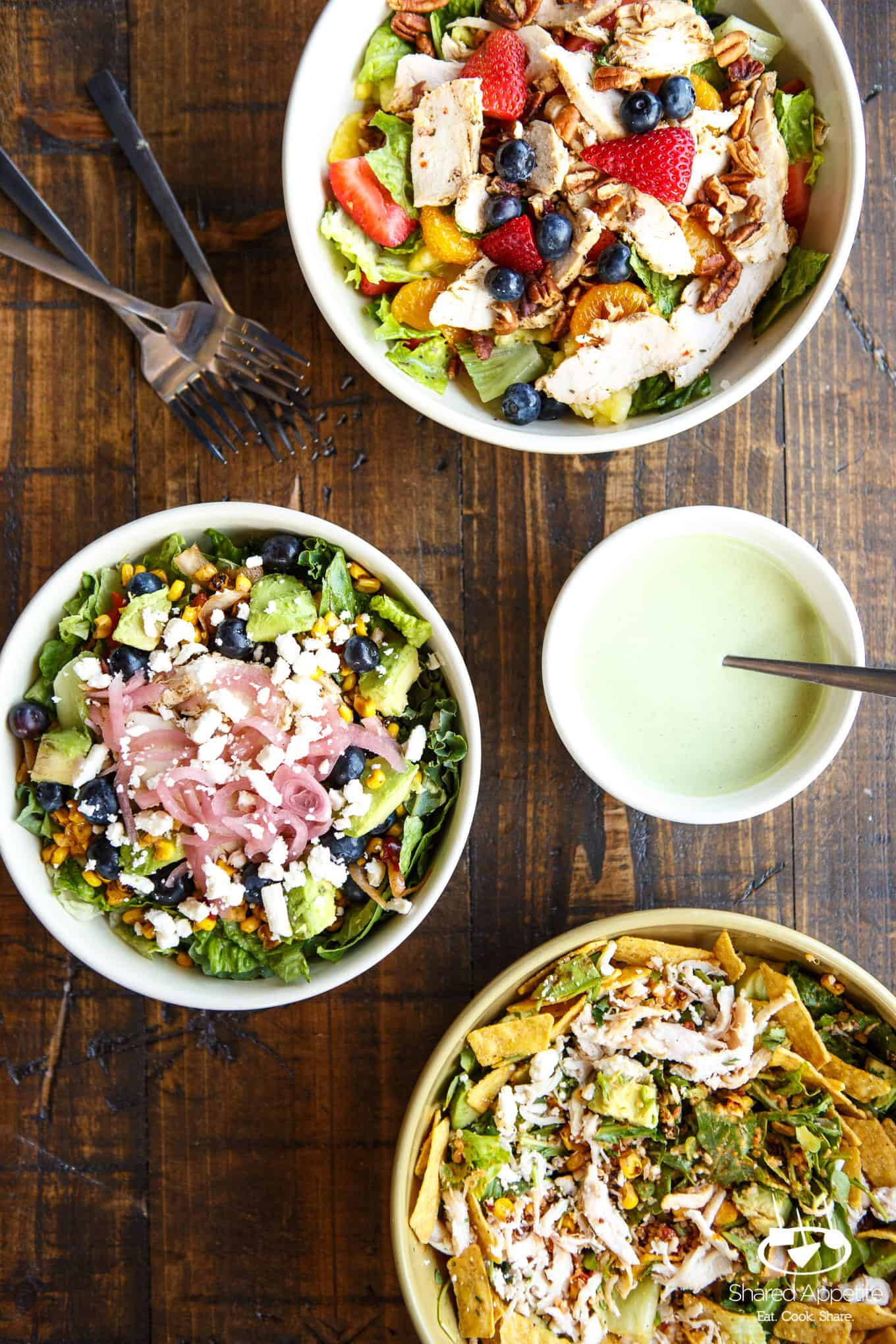 Create Your Own Salad At Panera