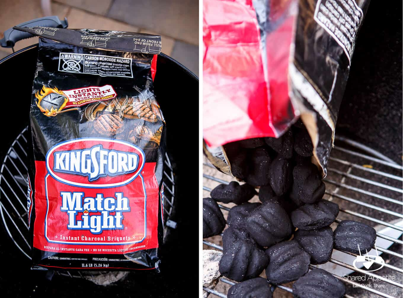 Kingsford Match Light Charcoal for The Ultimate Chicken Souvlaki with Tzatziki and Israeli Salad