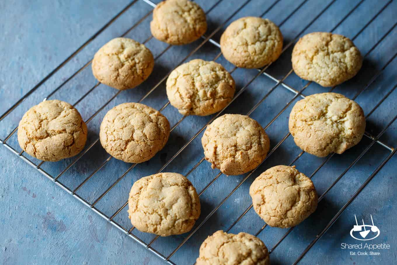 Dairy Free Olive Oil Cookie